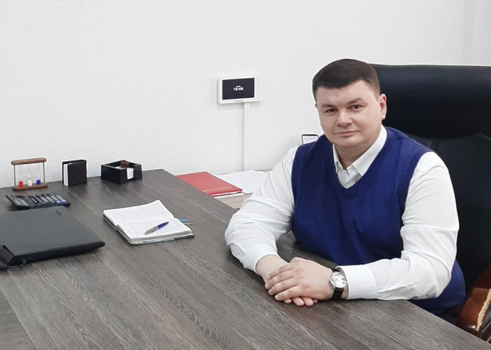 Валентин Журов, директор ООО «Белклимат»